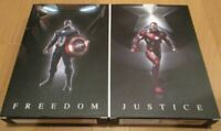 Toys R Us limited S.H.Figuarts Captain America Civil War and Iron Man Mark 46 Sp