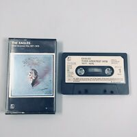 The Eagles - Their Greatest Hits 1971-1975 Cassette Tape Album - Play Tested