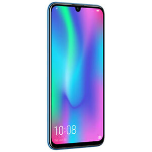 """New Huawei Honor 10 Lite Blue 6.21"""" 64GB Dual Sim 4G LTE Android 9.0 Sim Free UK"""