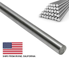 "20mm x 55"" Case Hardened Chrome Linear Motion Rods/Shafts/Guides G6 Tolerance"