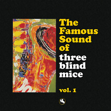 THREE BLIND MICE  IMP-6027 2LP  THE FAMOUS SOUND OF TBM  IMPEX UVP € 78.00