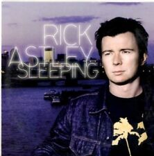 RICK ASTLEY  Sleeping   2 TRACK CD NEW - NOT SEALED