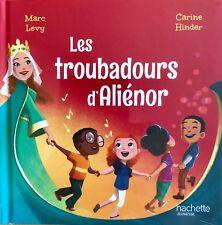 Les troubadours d'Aliénor. Collection: Le club des Aventuriers de l'Histoire.