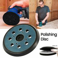 """5"""" - 8 Hole Backup Sanding Pad Hook and Loop for Electric Sanders Makita,Dewalt"""