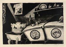 Stone Crusher WANDA GAG Beautiful Illustration Reproduction Poster 1928