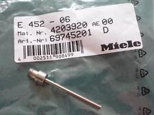 Miele Thermodesinfektor Injektordüse E452 60mm lang Ø2,5mm für Injektorwagen