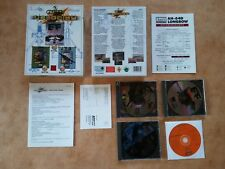 AH-64D LONGBOW + EF 2000 + A.T.F.   PC DOS  Top Zustand   USK 16 #