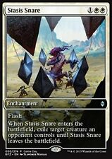 MTG STASIS SNARE EXC - FULL ART TRAPPOLA STATICA ITALIAN - PROMO - MAGIC