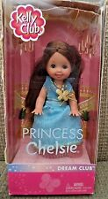 BARBIE KELLY CLUB DREAM CLUB PRINCESS CHELSIE DOLL 2002 B0298 *new*