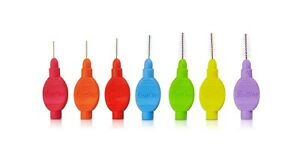 CareDent ProximAll Interdental Brushes Straight 4 Pack (All Sizes Available)
