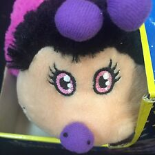 PILLOW PET DREAM LITE FULL SIZE SNUGGLY SLEEPTIME NIGHT LITE LADY BUG Pink NEW!!
