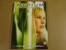 4-DISC DVD BOX / MEDIUM - SEASON 1 / SEIZOEN 1