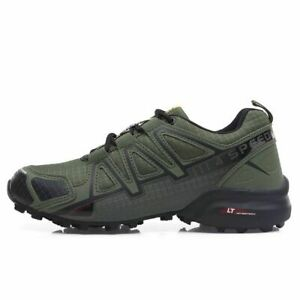Men's Hiking Training Shoes Outdoor Trekking Sneaker Sports Speed4 Running