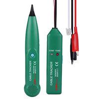MS6812 Testeur traceur de câble test continuité tonalité générateur