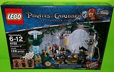 LEGO Pirates of the Caribbean 4192 Fountain of Youth BRAND NEW & Factory Sealed
