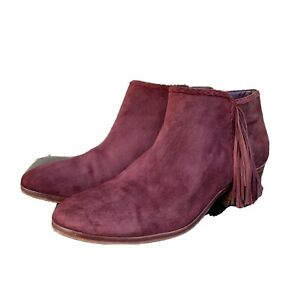 Sam EdelmanBrian Leather BootsRed
