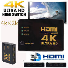 5 Port 4K*2K HDMI out Switch Splitter TV Switcher HUB Box HD for HDTV PS3 1080P