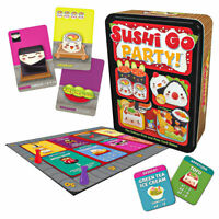 Sushi Go Party! - grab the best combination of sushi dishes as they whiz by