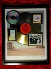 "HIGHWAYMAN  Gold Record Award  (Columbia) Special RARE 17"" X 21"" w/Willie,Waylon"