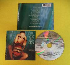 CD VAYA CON DIOS Time Flies 1992 Europe ARIOLA 74321108962 no lp dvd mc (CS29)