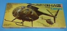 ! Revell Hughes Oh-6A Cayuse 1:32 Scale Helicopter Model Kit New 1970