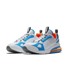the best attitude f31ad 1ea11 Nike Air Max 270 Futura Running Shoes White Total Orange AO1569-100 Men s  NEW