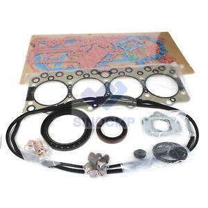 4BB1 4BD1 4BC2 Engine Gasket Kit For Isuzu NPR Truck Z-5-87810-217-2