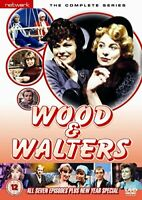 WOOD and WALTERS SERIES 1 COMPLETE [DVD][Region 2]