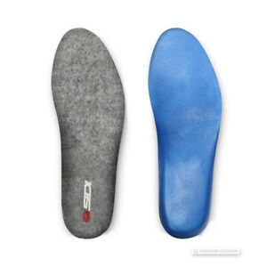 NEW Sidi LONDON Insulated Cold Weather Anti-Bacterial Padded Cycling Insoles