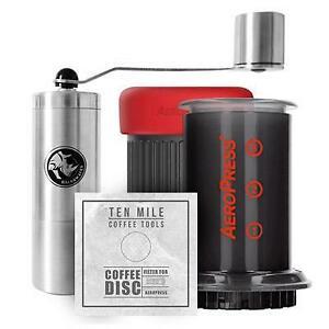 AeroPress Go Coffee Maker Starter Bundles
