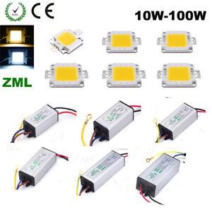 LED Chip Driver Power Supply Adapter SMD Bulbs 10W 20W 30W 50W 100W Waterproof