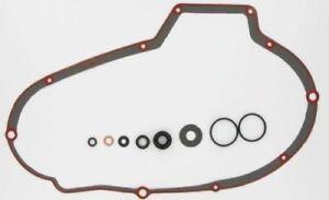 NEW James Gasket - JGI-34955-75-K - Primary Cover Gasket, Seal and O-Ring Kit