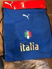 Puma Italy / Italia Shoe Sack Sling Gym Fitness pack Bag Brand New