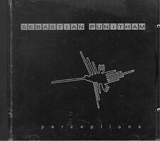 CD - Sebastian Punitham - Perceptions - Sehr Guter Zustand