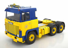 1:18 Road Kings Scania LBT 141 ASG 1976 blue/yellow