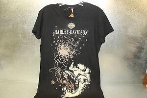 New Harley Davidson Black Speechless Juvenile Tee Shirt Sz XXL Boise, ID 2XL