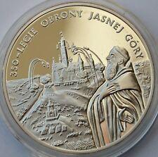 Poland 20 Zlotych 2005, The Defence of Jasna Góra Monastery 1655, Czestochowa