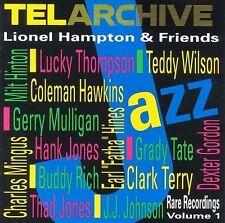 Lionel Hampton & Friends: Rare Recordings, Vol. 1 by Lionel Hampton (CD,...