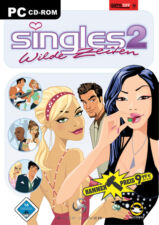 Singles 2 - Wilde Zeiten (PC, 2005) in Original DVD Hülle