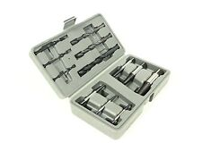 12 Piece Easy Out Small to Large Screw Extractor Kit Easy Out Screw Remover Set