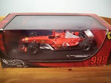 1/18 MICHAEL SCHUMACHER FERRARI 2003 F2003-GA 999 GP POINTS GP CANADA 15/06/2003