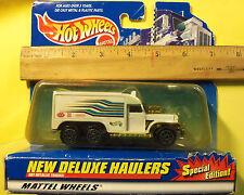 MIP** Hotwheels New deluxe haulers sp. edition 2000