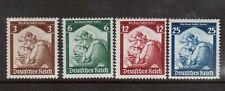 Germany #448 - #451 NH Mint Set