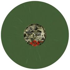 Global Platoon - TOLIVEANDNEVERSAYDIE LP Army Green Vinyl NEW & UNPLAYED