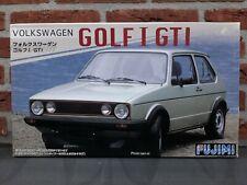 Fujimi 1/24 No 12275 RS-16 Volkswagen Golf 1 GTI Plastic Modelkit  2006