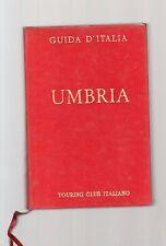 guida d' italia touring club - umbria -