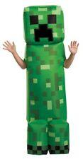 Creeper Airblown Inflatable Child Costume Minecraft Green Halloween