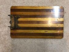 Vintage Antique Clipboard