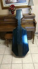 VINTAGE CELLO WOOD CASE ONLY ! OLD