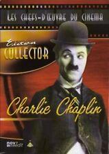 CHARLIE CHAPLIN EDITION COLLECTOR BOX 5 DVDs  - N&S DVD REGION 2 NEUF